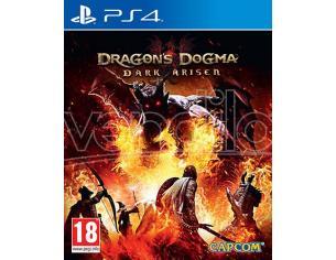 DRAGON'S DOGMA DARK ARISEN GIOCO DI RUOLO (RPG) - PLAYSTATION 4