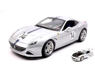 BBURAGO BU76103 FERRARI CALIFORNIA T N.14 THE HOT ROD 70th ANNIVERSARY 1:18 Modellino