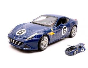 BBURAGO BU76104 FERRARI CALIFORNIA T N.6 THE SUNOCO 70th ANNIVERSARY 1:18 Modellino