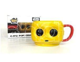 Funko Tazza Star Wars POP Figura C-3PO 350 ml