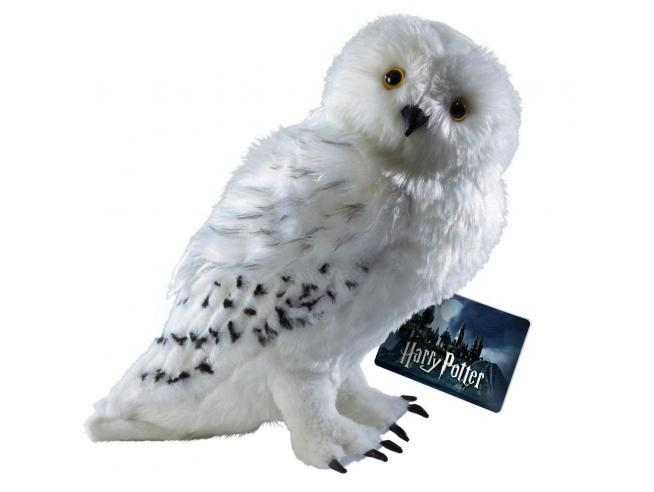 Peluche Edvige la Civetta Harry Potter 30 cm Noble Collection