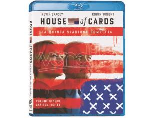 HOUSE OF CARDS - STAGIONE 5 SERIE TV BLU-RAY
