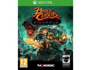 BATTLE CHASERS: NIGHTWAR GIOCO DI RUOLO (RPG) - XBOX ONE