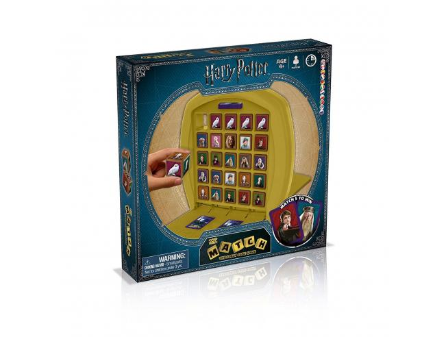 Gioco da Tavolo Top Trumps Match Harry Potter Winning Moves