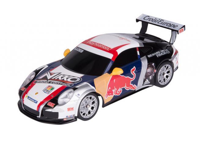 RC NIKKO STREET CARS PORCHE 911 GT3 - GIOCHI ELETTRONICI