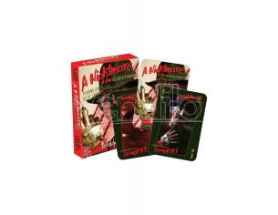 AQUARIUS ENT NIGHTMARE ON ELM STREET PLAYING CARDS CARTE DA GIOCO