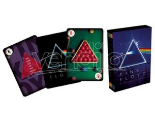 AQUARIUS ENT PINK FLOYD PLAYING CARDS -DARK SIDE MOON CARTE DA GIOCO