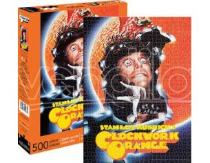 AQUARIUS ENT A CLOCKWORK ORANGE 500 PCS PUZZLE PUZZLE