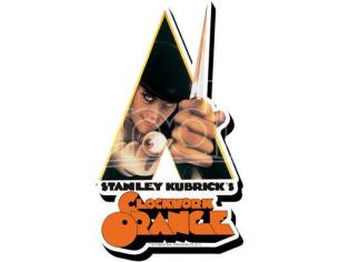 AQUARIUS ENT A CLOCKWORK ORANGE KNIFE MAGNET MAGNETI