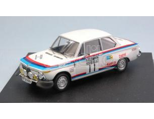 Trofeu TF1729 BMW 2002 TI N.11 15th RALLY RAC 1973 A.WARMBOLD-J.TODT 1:43 Modellino