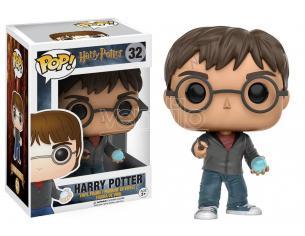 Funko Harry Potter POP Movies Vinile Figura Harry con Profezia 9 cm
