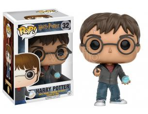 Harry Potter Funko Pop Movies Vinile Figura Harry Con Profezia 9 Cm