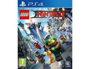 LEGO NINJAGO IL FILM VIDEOGAME AZIONE AVVENTURA - PLAYSTATION 4