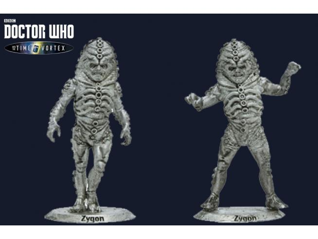 WARLORD GAMES DOCTOR WHO ZYGONS GIOCO DA TAVOLO