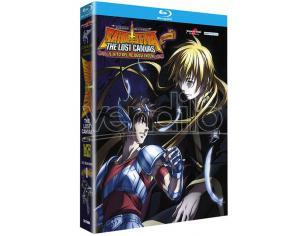 Cavalieri Dello Zodiaco-lost Tela Vol1 Animazione - Blu-ray