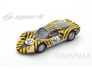 Spark Model S5420 PORSCHE 906 N.42 DNF 12H SEBRING 1967 J.CANNON-E.HUGUS 1:43 Modellino