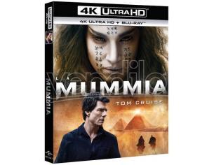 LA MUMMIA (2017) - 4K UHD AZIONE BLU-RAY