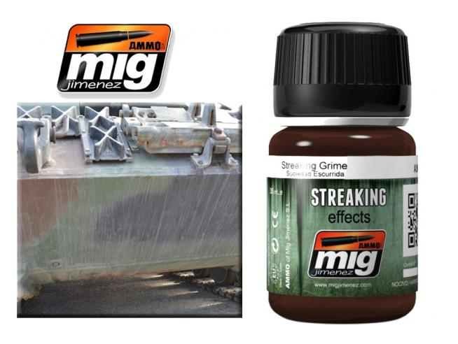 AMMO BY MIG JIMENEZ STREAKING GRIME A.MIG-1203 COLORI