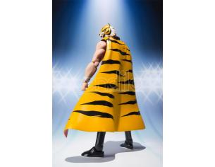 Tiger Man Uomo Tigre Sh Figuarts Mask 18 cm Action Figure Bandai