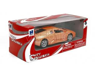 New Ray Ny51493mor Lamborghini Murcielago Arancione Metallolic 1:32 Modellino