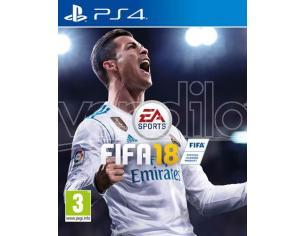 FIFA 18 SPORTIVO - PLAYSTATION 4