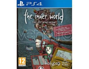 THE INNER WORLD: LAST WIND MONK AVVENTURA - PLAYSTATION 4