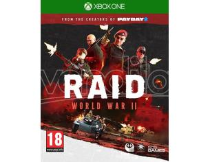 RAID: WORLD WAR II SPARATUTTO - XBOX ONE