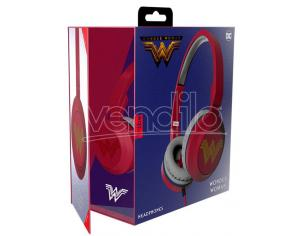 TRIBE CUFFIE CON MICROFONO DC WONDER W. - AUDIO/VIDEO