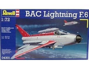 Revell 04301 BAC LIGHTNING F.6 1:72 Modellino Scatola rovinata
