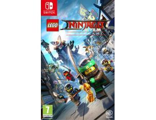 LEGO NINJAGO IL FILM VIDEOGAME AZIONE AVVENTURA - NINTENDO SWITCH
