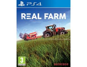 REAL FARM SIM SIMULAZIONE - PLAYSTATION 4