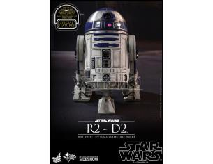HOT TOYS SW EP VII 12inch R2-D2 AF ACTION FIGURE
