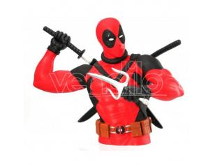 MONOGRAM NEW DEADPOOL BUST BANK SALVADANAIO