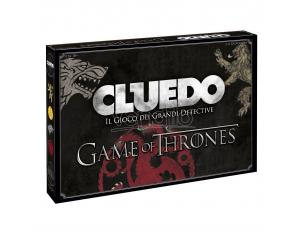 Gioco da Tavolo Cluedo Games of Thrones Versione Italiano Winning Moves