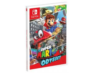 SUPER MARIO ODYSSEY - GUIDA STRATEGICA GUIDE STRATEGICHE GUIDE/LIBRI