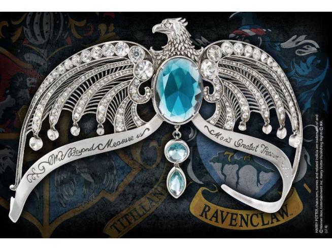 Diadema Priscilla Corvonero Replica Harry Potter 14 cm Noble Collection