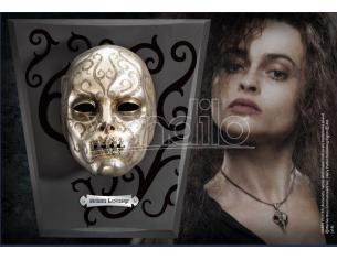 Maschera mangiamorte Bellatrix  Lestrange Harry Potter Noble Collection