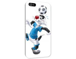 COVER SILVESTRO FOOTBALL IPHONE 4/4S CUSTODIE/PROTEZIONE - MOBILE/TABLET