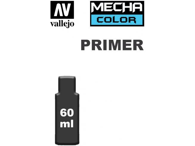 VALLEJO MECHA COLOR PRIMER WHITE 60 ml 73640 COLORI