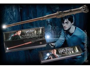 Harry Potter  Bacchetta Magica Harry Punta Luminosa  Noble Collection