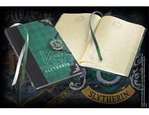 Agenda Diario Serpeverde Harry Potter Slytherin Journal Noble Collection