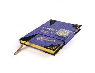Harry Potter Agenda Diario Con Stemma Hogwarts Noble Collection