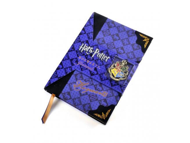 Agenda Diario con Stemma Hogwarts Harry Potter Noble Collection