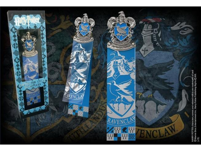 Segnalibro con Stemma Corvonero  Harry Potter Noble Collection