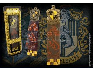 Segnalibro Tassorosso Harry Potter Bookmark Hufflepuff Noble Collection