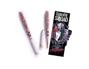 Penna Segnalibro Mazza Da Baseball Harley Queen Suicide Squad Noble Collection