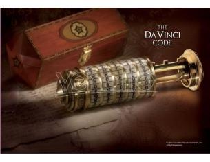 Cryptex Il Codice Da Vinci Replica 1/1 Confezione in Legno Noble Collection