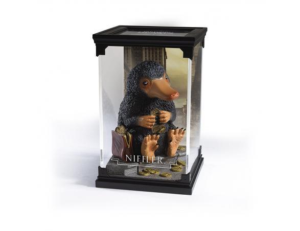 Creatura Magica Statua Snaso Niffler Animali Fantastici 18 cm Noble Collection