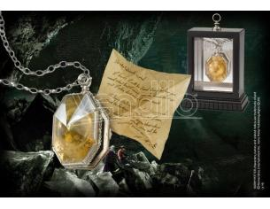 Medaglione Horcrux Salazar Serpeverde Replica Harry Potter Noble Collection