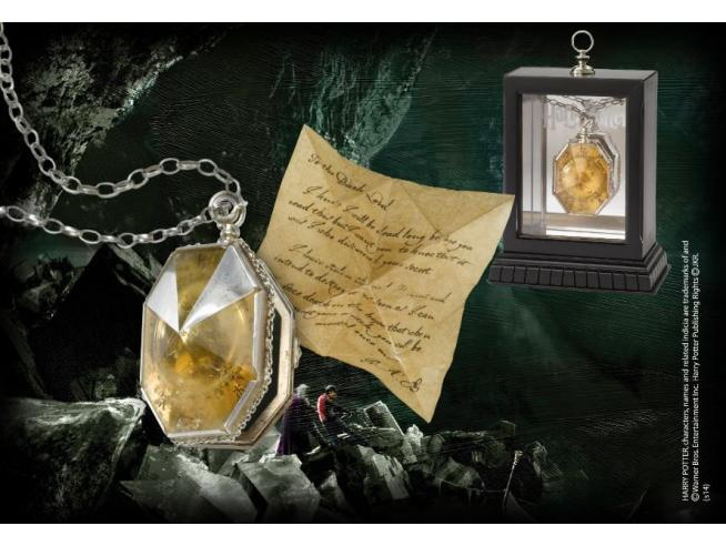 Harry Potter Medaglione Horcrux Salazar Serpeverde Replica Noble Collection